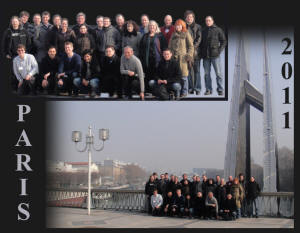February 2011 MCNPX Workshop in Paris